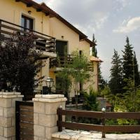 Dryas Guesthouse, hotel in Polydrossos