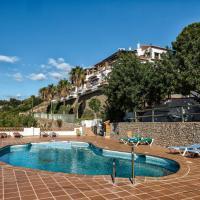 Hotel Rural Almazara, hotel in Frigiliana