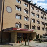 Arion Hotel, хотел в Констанца