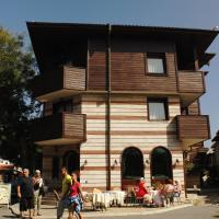 Boutique Hotel St. Stefan, отель в Несебре