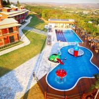Escarpas resort, hotel em Capitólio