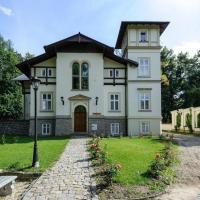 Spa Resort Libverda - Villa Friedland, Hotel in Bad Liebwerda