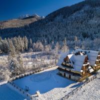 Hotel Eco Tatry Resort & Holiday, hotel in Kościelisko