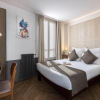 Contact Hôtel Alizé Montmartre, hotel en Montmartre, París