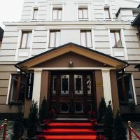 Central Magnat Cinema, hotel in Chernivtsi
