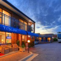 Pelican Motor Inn, hotel in Merimbula
