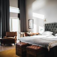 Ocean Hotel, hotell i Falkenberg