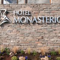 Monasterio Hotel Boutique, hotel em San Carlos de Bariloche