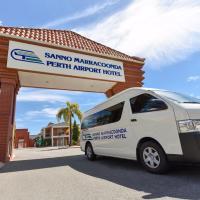 Sanno Marracoonda Perth Airport Hotel, hotel in Perth