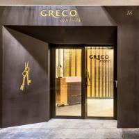Grecorooms, hotel em Toledo