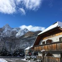 Rute Hotel and Apartments, hotel in Kranjska Gora