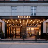 The Alex, hotel in Dublin