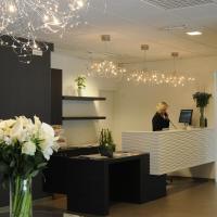 Europahotel, hotel in Gent