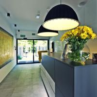 5 Zmysłów akademia wypoczynku Pokoje, hotel in Grzybowo