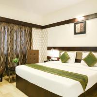 Treebo Trend Akshaya Mahal Inn, hotel en Mysore