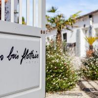 Hotel Les Bois Flottais, hôtel au Bois-Plage-en-Ré