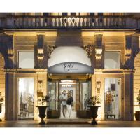 Grande Albergo Internazionale, hotell i Brindisi