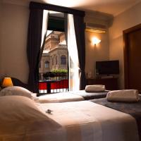 Massimo Plaza Hotel, hotel a Palermo, Castellammare Vucciria