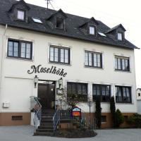 Landgasthaus Moselhöhe, Hotel in Liesenich