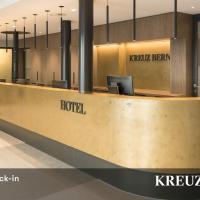 Kreuz Bern Modern City Hotel, отель в Берне