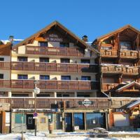 Hotel Les Bruyères, hotel in L'Alpe-d'Huez