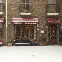 Hostal La Placeta, hotel a Camprodon