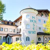 Hotel Moserwirt, hotel in Bad Goisern