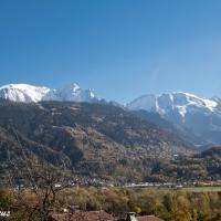 Chalet Worldsareus, Mont Blanc