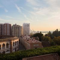 Hotel Eliseos, Hotel in Málaga