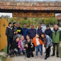 Etno Kompleks Kapetan Mišin breg, hotel u gradu Donji Milanovac