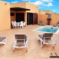 Anahi Home Corralejo - Villa Cardon 12, hotel en La Oliva