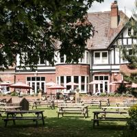 The White Buck, hotel in Burley
