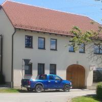 """Ferienwohnung Brunow """"In der Natur Zuhause"""", hotel in Neundorf"""