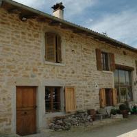 Le Bellaton: Ambronay şehrinde bir otel