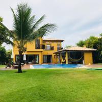 Linda casa Costa do Sauipe