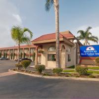 Americas Best Value Inn-Rialto, hotel in Rialto