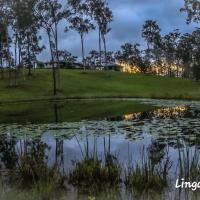 Linga Longa Spiritual Retreat, hotel em Curra