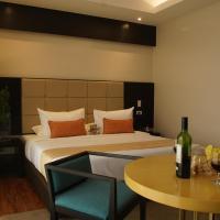 Hotel Oazis, отель в городе Бутуан