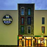 Hotel Baril, hotel in Haţeg