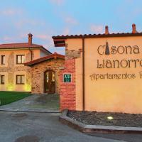 Casona de Llanorrozo Apartamentos Rurales, hotel in Oviñana