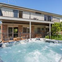 Ocean Breeze Retreat - with spa and space