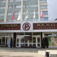 Hotel Voskhod, hotel in Komsomolsk-on-Amur