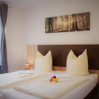 Hotel-Restaurant Tüxen, отель в городе Рендсбург