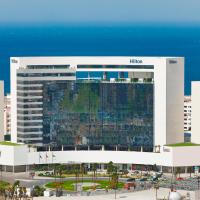 Hilton Tanger City Center Hotel & Residences, hotel in Tangier