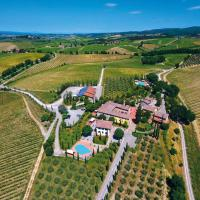 Agriturismo Le Gallozzole, hotel in Monteriggioni