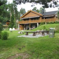 Glafsfjordens Accommodatie, hotel in Arvika