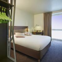 Campanile Paris Sud - Saclay、サクレーのホテル