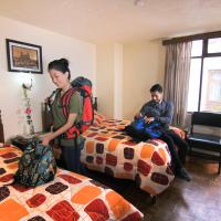 Hotel Interamericano, hotel em Quito