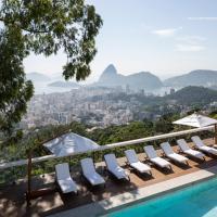 Vila Santa Teresa, hotel in Rio de Janeiro