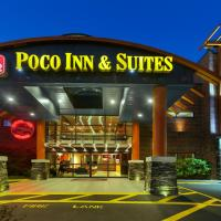 Poco Inn and Suites Hotel and Conference Center, hotel em Port Coquitlam